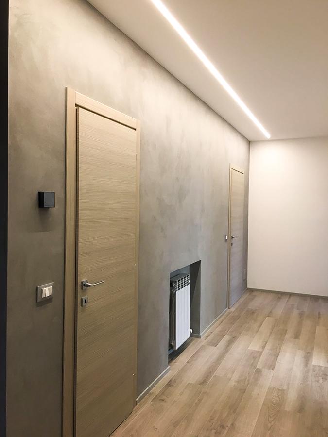 Interior Padova impresa edile