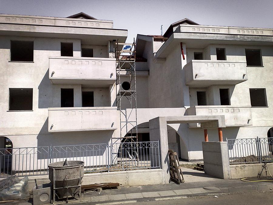 Ediliza Costruzione edifici residenziali