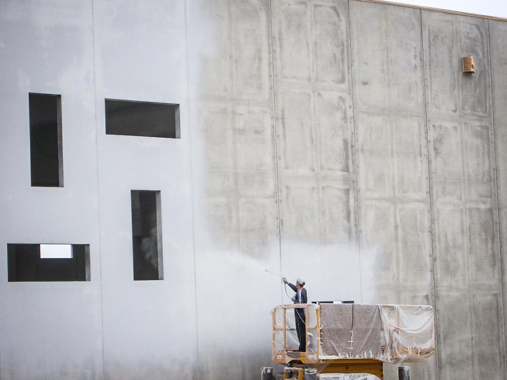 Settore edilizia industriale Turato Rajner