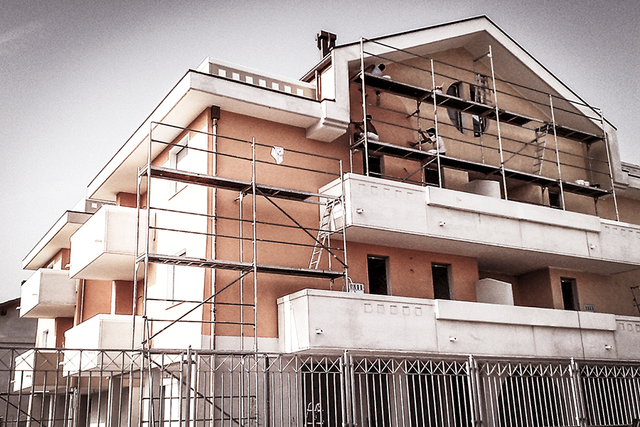 edifici residenziali Padova