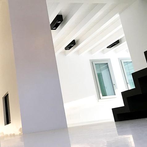 Interior design appartamento privato