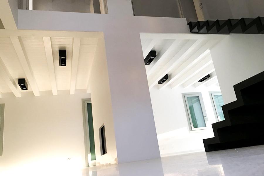 Interni appartamento RT Finiture Edili
